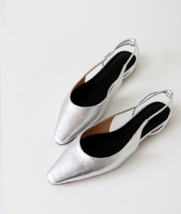 <br> Sue backing Flat (Cowhide) <br> [Photo accessories sale]