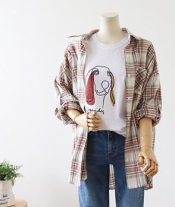 <br> Good Check Shirt <br><br>