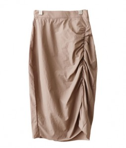 <br> Baslak Shirring Skirt <br><br>