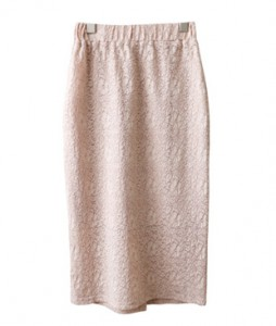 <br> Laura Race Banding Long Skirt <br> <b><font color=#253952>The skirt fifth place product</font></b>