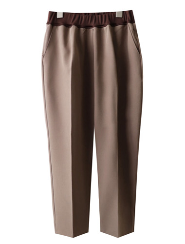 <br> Life Fit Daily Banding Slacks <br> <b><font color=#253952>The pants fifth place product</font></b>