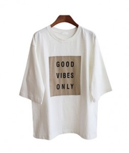 <br> Vibe Patch Tee <br> [restock] <br> <b><font color=#253952>Tee 3rd place</font></b>
