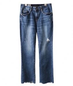 <br> Natural hem Boot cut Pants <br><br>