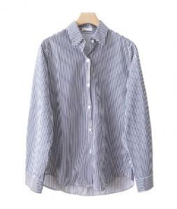 <br> Stripe Basic Shirt <br><br>