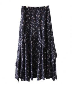 <br> Flower cancan skirt <br><br>