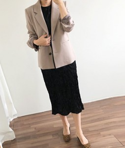 <br> Leanne Basic Kara Jacket <br><br>