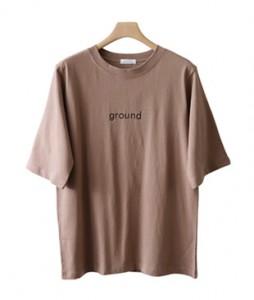 <br> Ground Short-sleeve Tee <br><br>