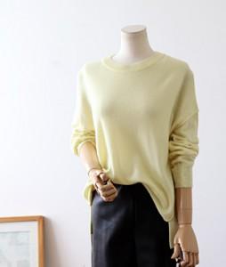 <br> Side Trim Incision Line Knit <br><br>