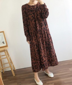 <br> Shirring Hopi Long Dress <br><br>