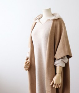 <br> Merino Wool Long Shawl Cardigan <br><br>