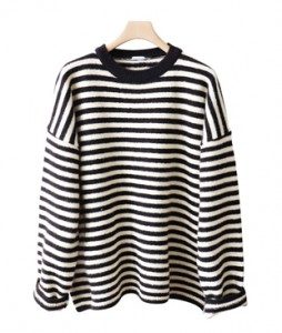 <br> Emily Buckle Dangara Knit <br> [Return can not be exchanged]