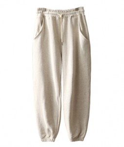 <br> Tan Tan Jogger string Pants <br><br>