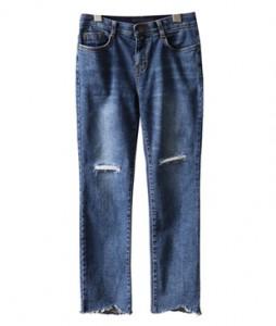 Padding Vintage Straight Denim Pants <br>