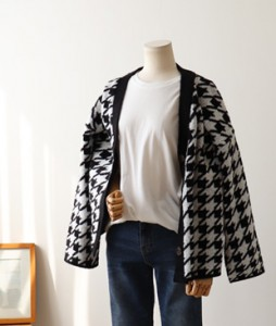 <br> Hound Check v Cardigan <br><br>