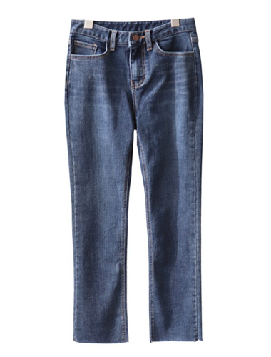 <br> Napping Deep Blue Jeans <br><br>