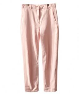 <br> Span Semi Baggy Cotton Pants <br><br>