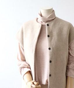 <br> Ein Wool Vest <br><br>