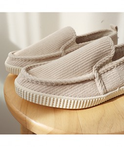 Corduroy loafers <br> <font color=#253952>Shoes & BAG first place product</font>