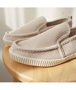 [15% Off] Corduroy Loafers <br> <font color=#253952>Shoes & BAG No. 1 product</font>