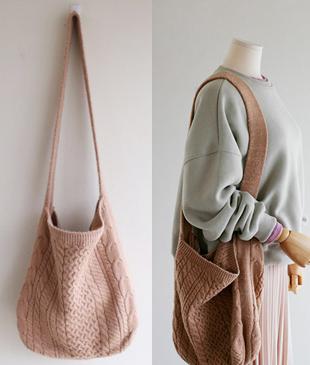 <br> soap Knit bag <br>