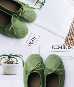 Beatrice Suede shoes <br>