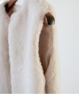 <br> wark Fur vest <br><br>