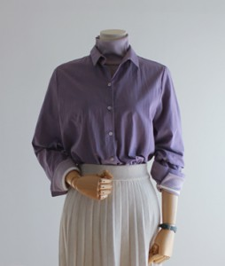 Rosemary collar shirt <br>
