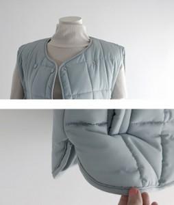 <br> Alice padding vest <br><br>