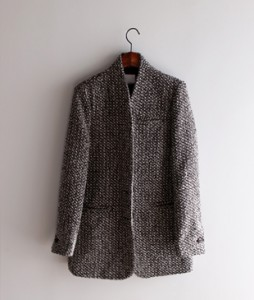 address button jacket <br>
