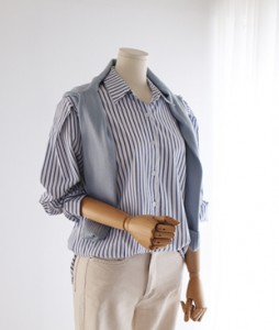 Romeo Stripe shirt <br>