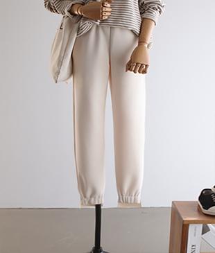 <FONT color=#d8a4a4>[50% Accompanying Sale!]</font> City Jogger pants <br>