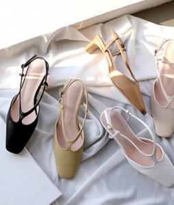 Ripple cross sandal <br>
