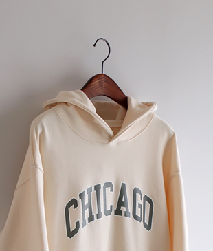 Sleep lettering hood <br>