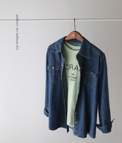 Paca denim jacket <br>