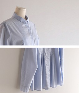 [Limited quantity! 20% off!] Pure Kara shirt <br>