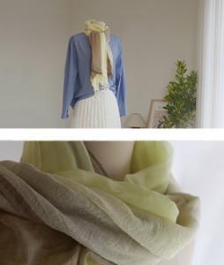 Perfume 2-way scarf <br>