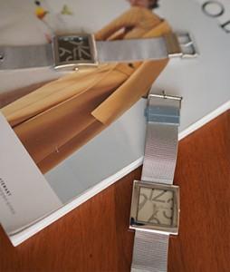 Shine analog watch <br>