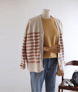 Bess Stripe cardigan <br>