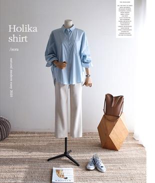 holika Basic shirt <br>