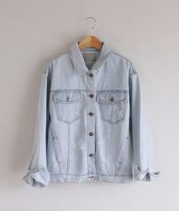 Lund Denim jacket <br>