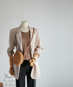 sun Linen jacket <br>