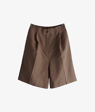 Monday Linen[330] pants <br>