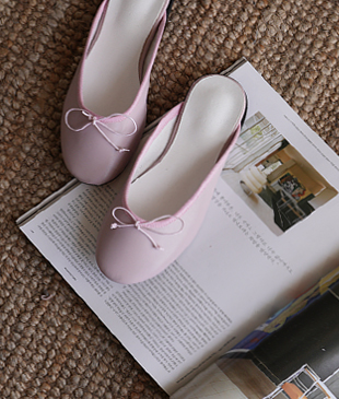 Myan bowknot [596] shoes <br>