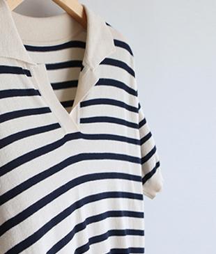 Nivea Stripe[860] knit <br>
