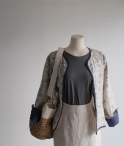 Franc Patterns[637] jacket <br>