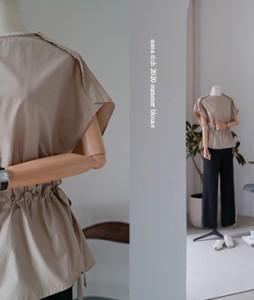 Mood cotton[033] blouse <br>
