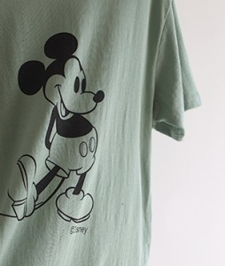 Amont Mickey[589] tee <br>