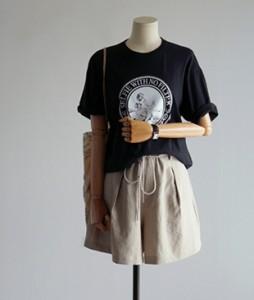 Nula Linen[824] belt PT <br>