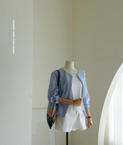 Sense Linen[943] jumper <br>