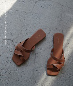 Mac Brown[951] sandal <br>